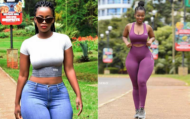 Corazon Kwamboka reveals how life as a socialite has affected her law career
