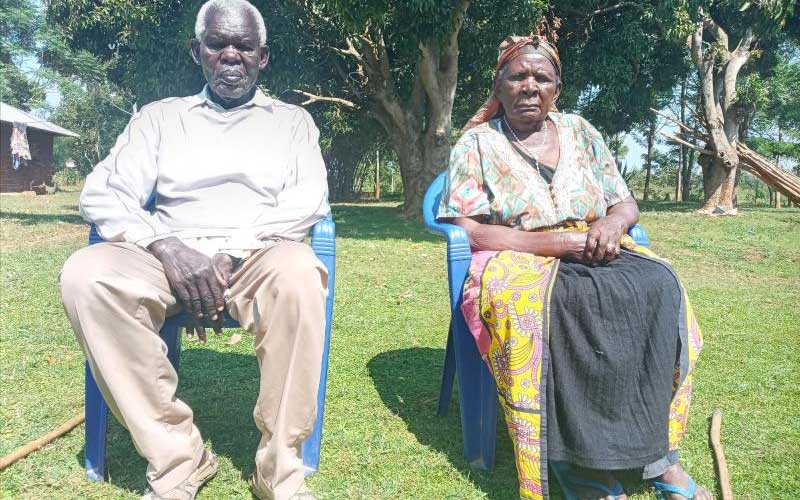 Couple appeals for help after order to vacate land they called home for 56 years