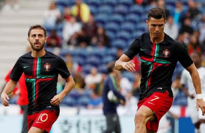 Cristiano Ronaldo behind generous coronavirus donation