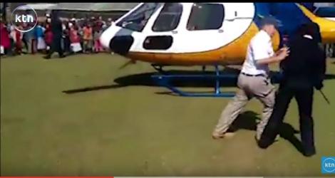 Deport Ruto's pilot - Kenyans demand action against pilot who assaulted policewoman