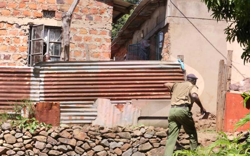 Detectives rescue four boys from senior police officer's house after sodomy claims