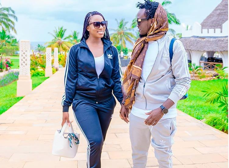 Diana Marua shares instance she almost broke up with Bahati