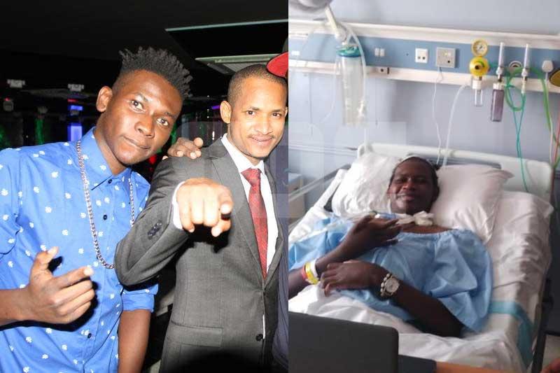 DJ Evolve's mother broken, wants justice for bedridden son