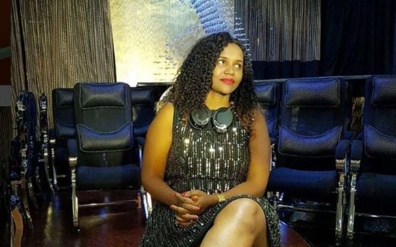 Dj Pierra Makena opens up on struggling with weight
