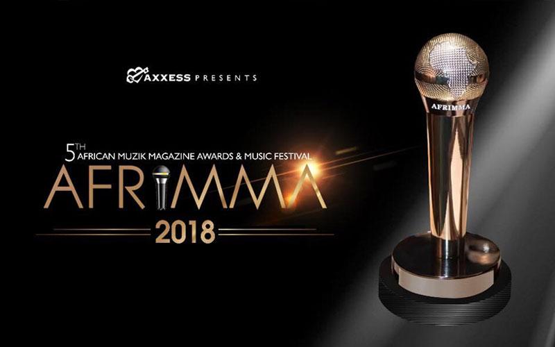 Afrimma Awards ,2018, winners