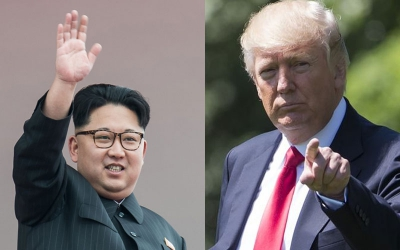 Donald Trump says he would be 'honoured' to meet North Korea's leader Kim Jong Un