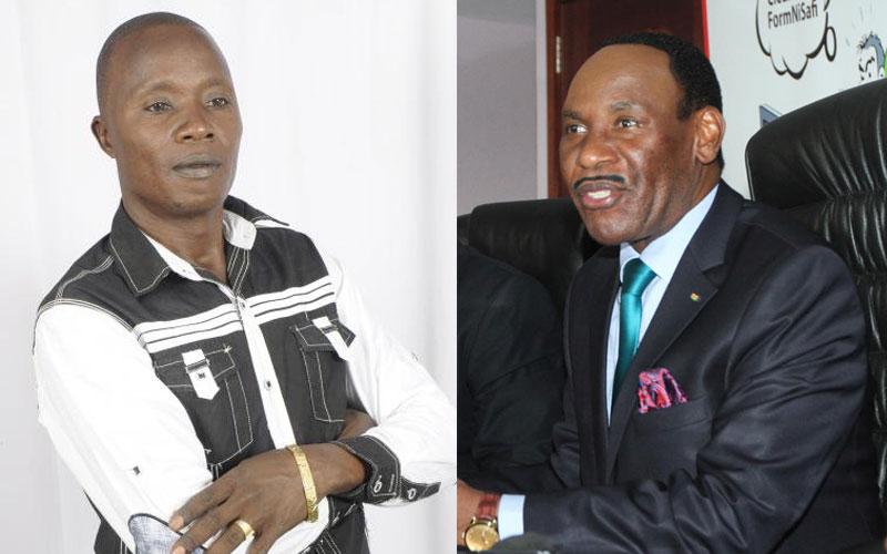 Dr Ezekiel Mutua calls for the arrest of Ohangla musician over vulgar lyrics