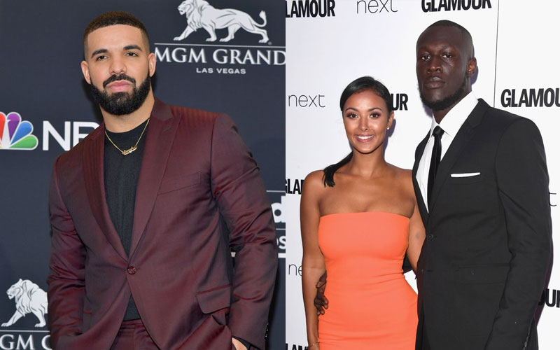 Drake risks fallout with Stormzy as he gives his ex shout out in new tune