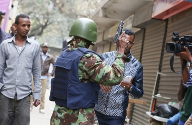 Eastleigh shooting: Killed son was a petty thief, reveals father