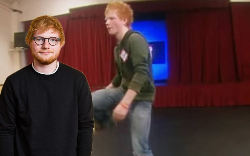 Ed Sheeran: From being ruthlessly rejected at audition to earning Sh20 million per day