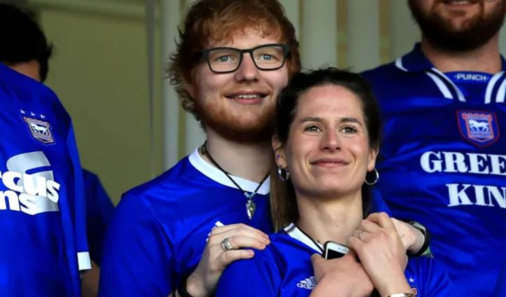 Ed Sheeran is proud dad as wife Cherry gives birth to baby girl with unusual name