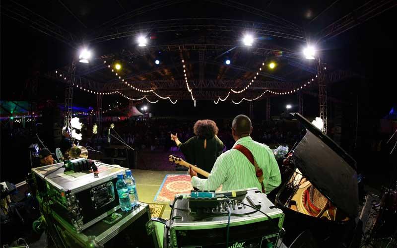 Safaricom Jazz Lounge 2018, Uhuru Gardens