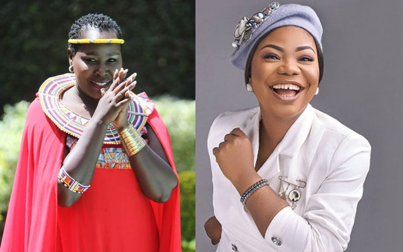 Emmy Kosgei teams up with Nigeria's Mercy Chinwo in new project