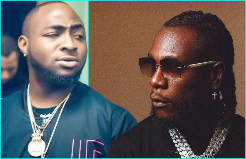 Escalating beef? Burna Boy, Davido clash at nightclub in Ghana