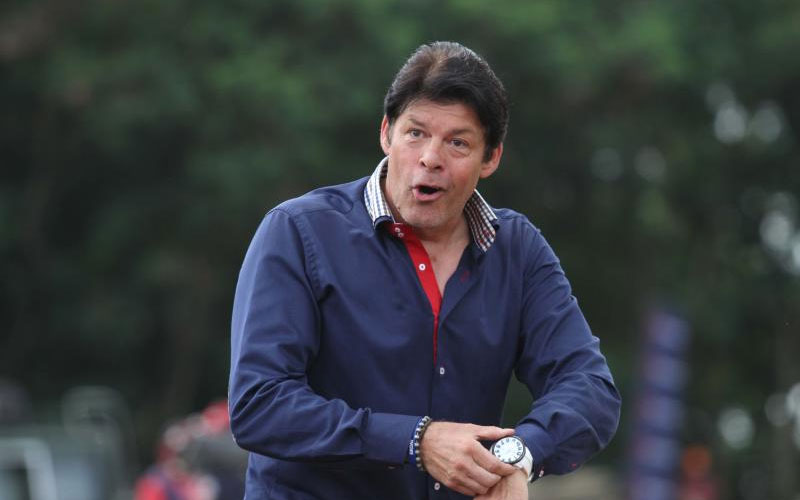Ex-AFC Leopards coach fired after calling fans 'monkeys and dogs'
