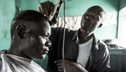 Expat talk: It's 'bad manners' to look into the barber's eyes during a shave