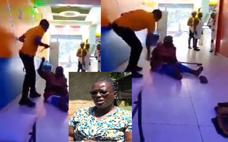 Family of mentally ill woman whipped at Kangundo restaurant speaks