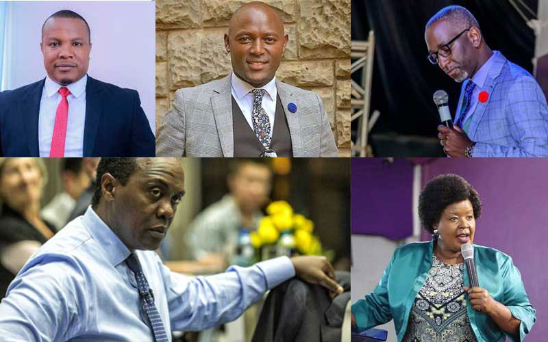 Five prominent Kenyans who've tested positive for COVID-19