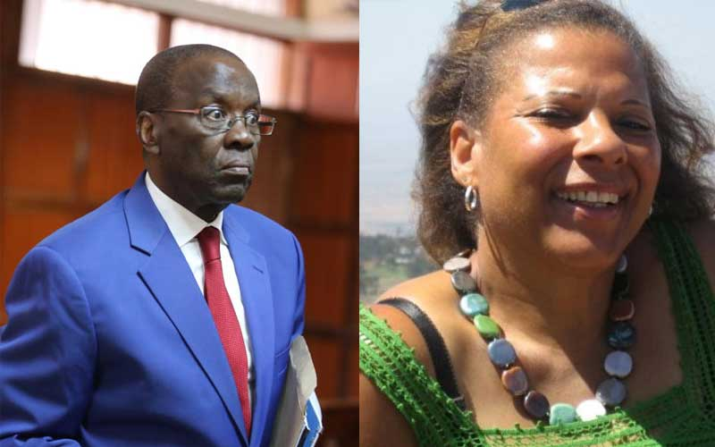 Former CJ Willy Mutunga's ex-wife loses bid to revive divorce case