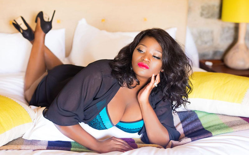 Former Miss World Kenya Juliet Ochieng speaks on her music, relocating to Belgium