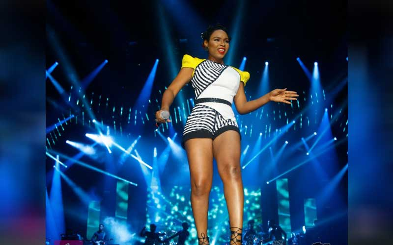 Yemi Alade (Nigeria) Best Female West Africa
