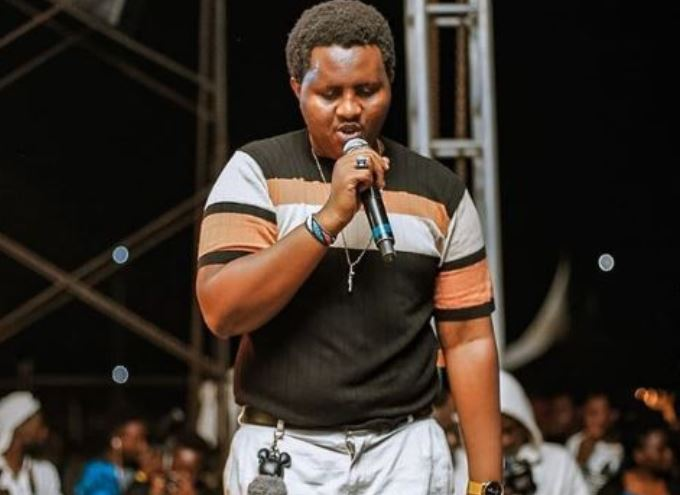 Gengetone artist Gwaash speaks on the price of fame