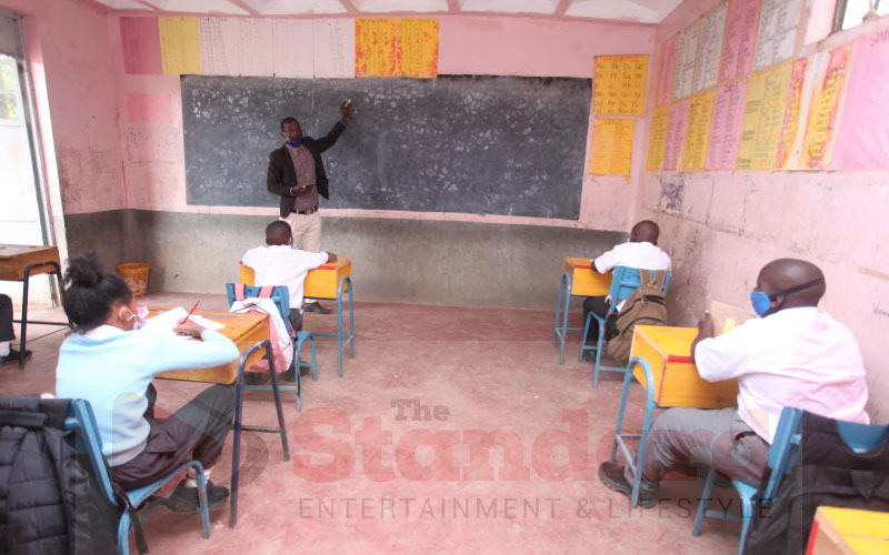 Grade Four and Standard Eight learners to begin tests on Monday- Knec boss