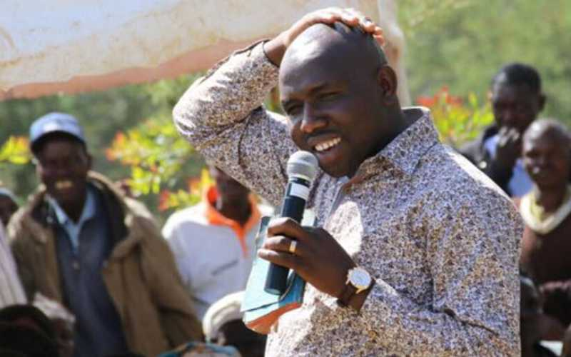 'Haitaki makasiriko' — Murkomen tells Ruto's hecklers