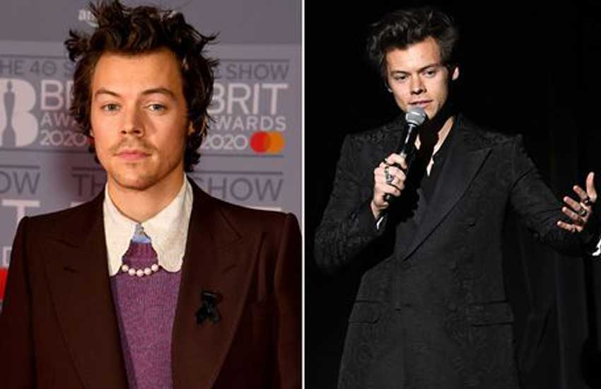 Harry Styles desperately threw himself in front of car while being mugged at knifepoint