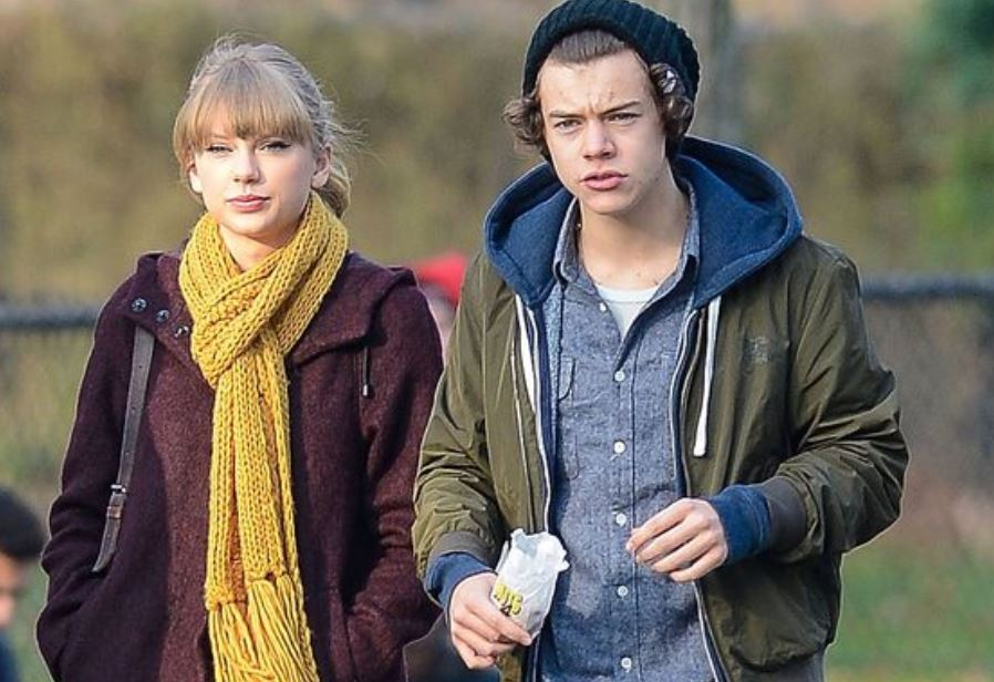 Harry Styles shares his exact thoughts on Taylor Swift writing songs about him