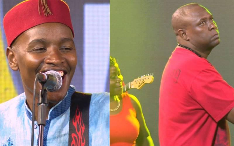 How Samidoh and Ken wa Maria settled big Mugithi and Benga ego
