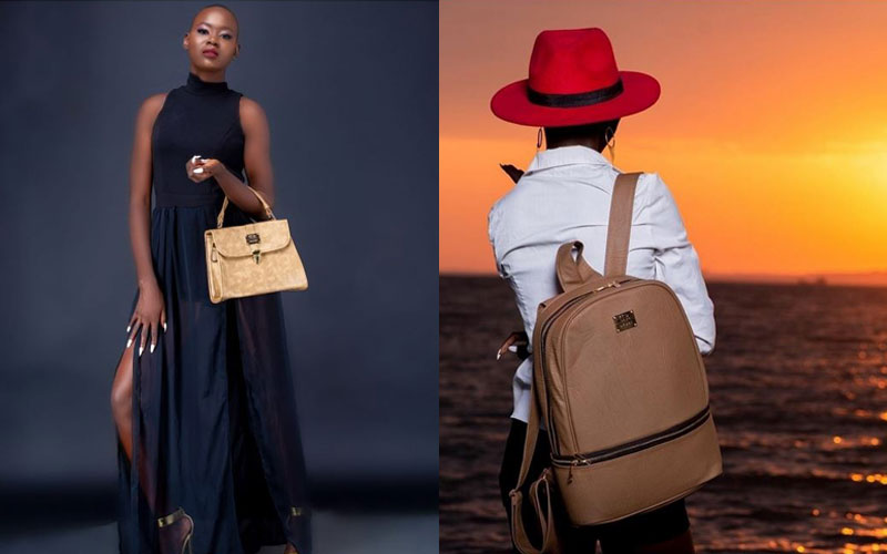 Denri, the Kenyan bag designer taking on international brands