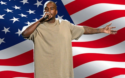I have decided in 2020 to run for president - Kanye West announces at this year's MTV VMAs