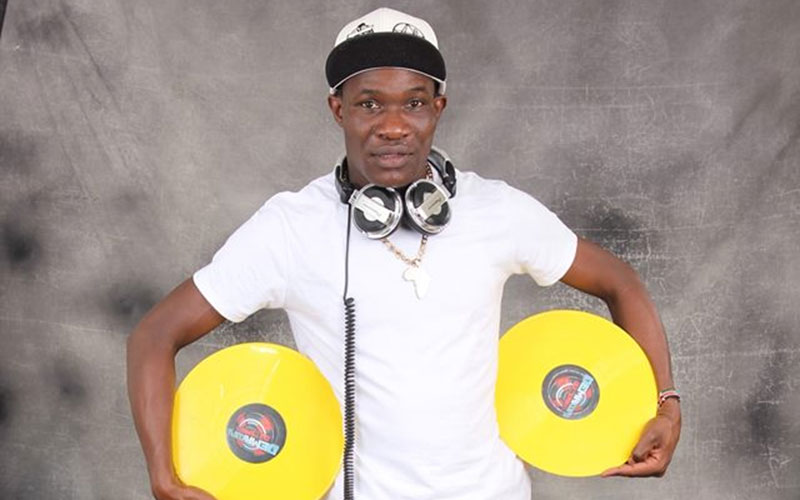 I worked as a sweeper- DJ Demakufu's rise to the top