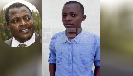I would rather study in Kenya- Cyrus Jirongo's son
