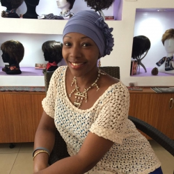 I'm a princess wearing God's crown and working for His glory - Cancer survivor Janet Kanini