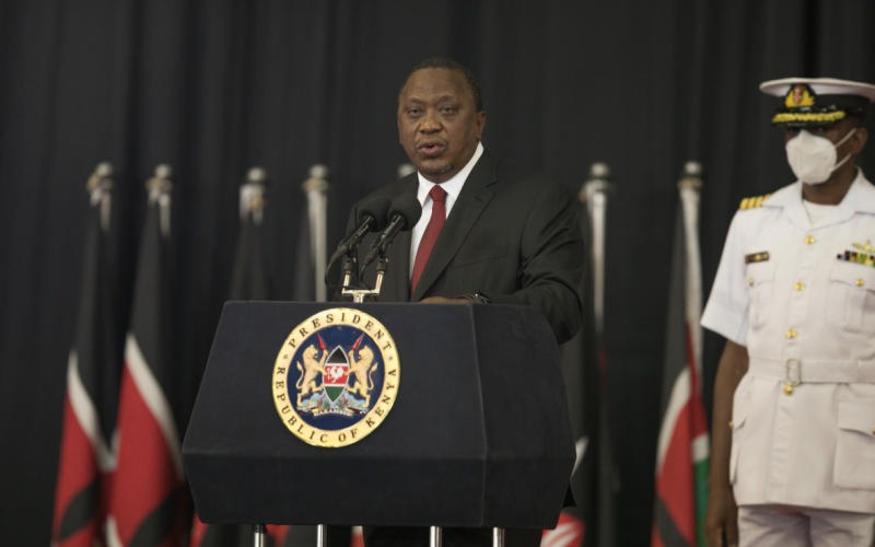 Implications of Uhuru's address on entertainment scene