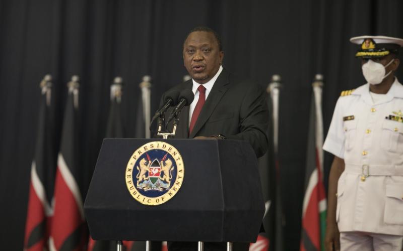 Implications of Uhuru's address on entertainment scene