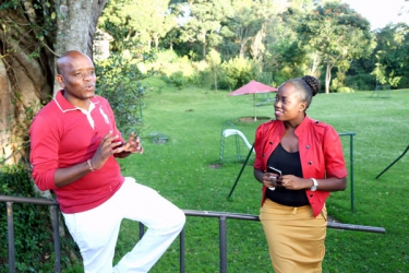 In the Cottage with: Dennis Itumbi - On fear, ambition and being single
