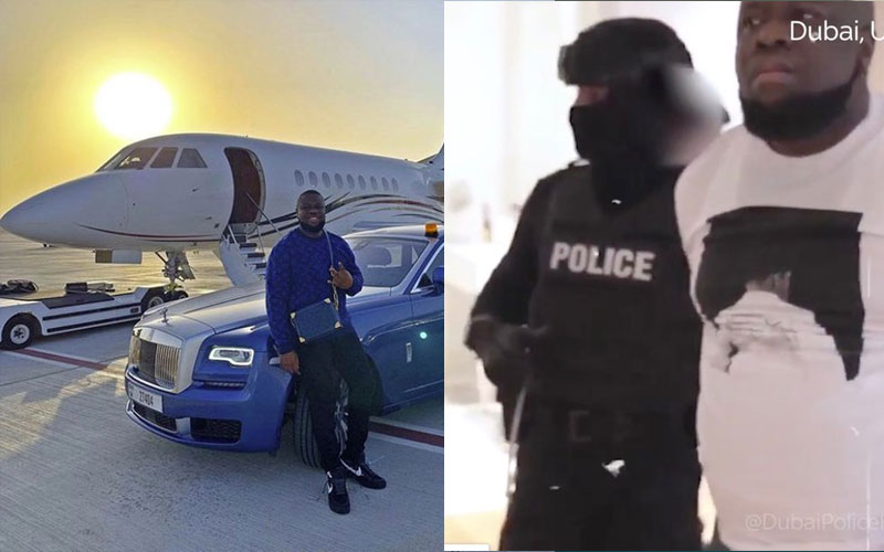 Instagram star 'Hushpuppi' was 'kidnapped by the FBI' to face trial in US