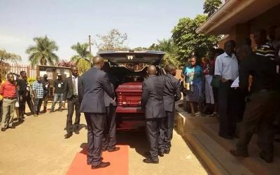 Ivan Ssemwanga's family blames Zari following tycoon's death