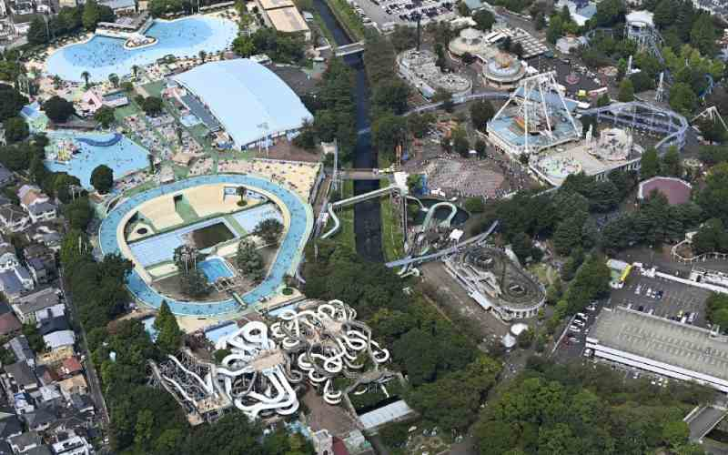 Japan's Toshimaen amusement park closes after 94 years, to make way for Harry Potter