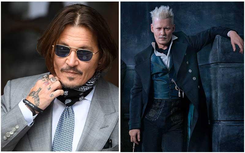 Johnny Depp to earn Sh1 billion Fantastic Beasts 3 salary despite shooting one scene