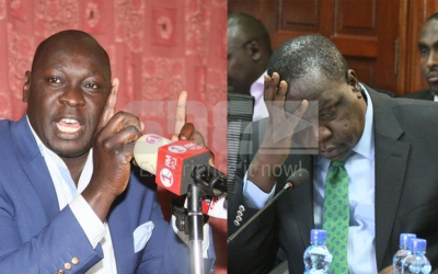 Jubilee MP condemns CS Matiang'i over police brutality