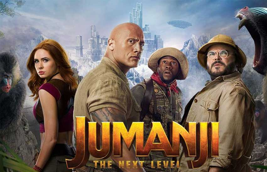 Jumanji The Next Level movie review: The gang is back but the game has changed