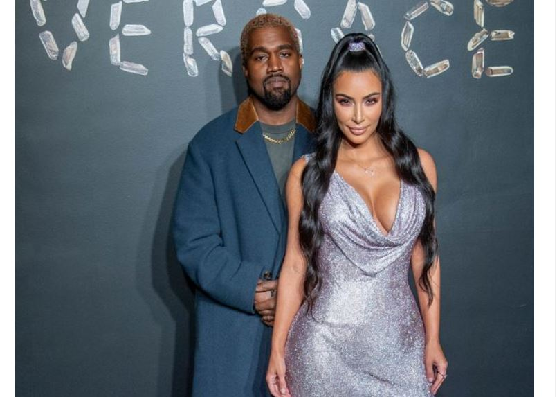 Kanye West 'rewriting latest album to be about his divorce from Kim Kardashian
