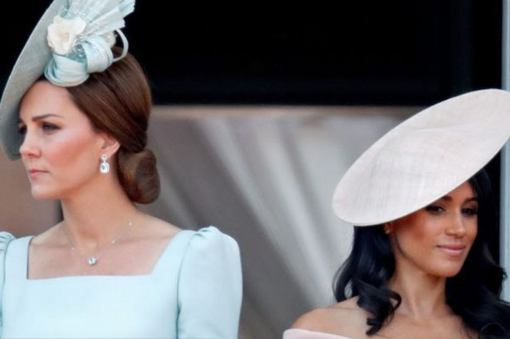 Kate Middleton 'didn't support Meghan Markle at important moments', claims author