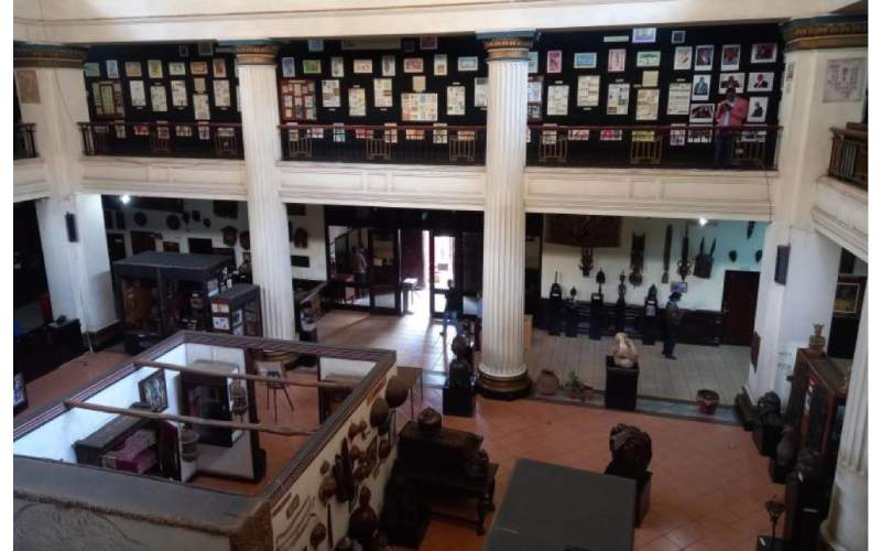 Kenya National Archives: The building that carries Kenya's decades history