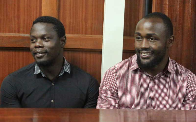 Kenyan rugby players accused of gang rape released on bail