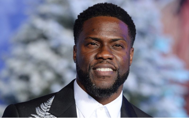Kevin Hart reveals he was diagnosed with Covid-19 earlier in the year